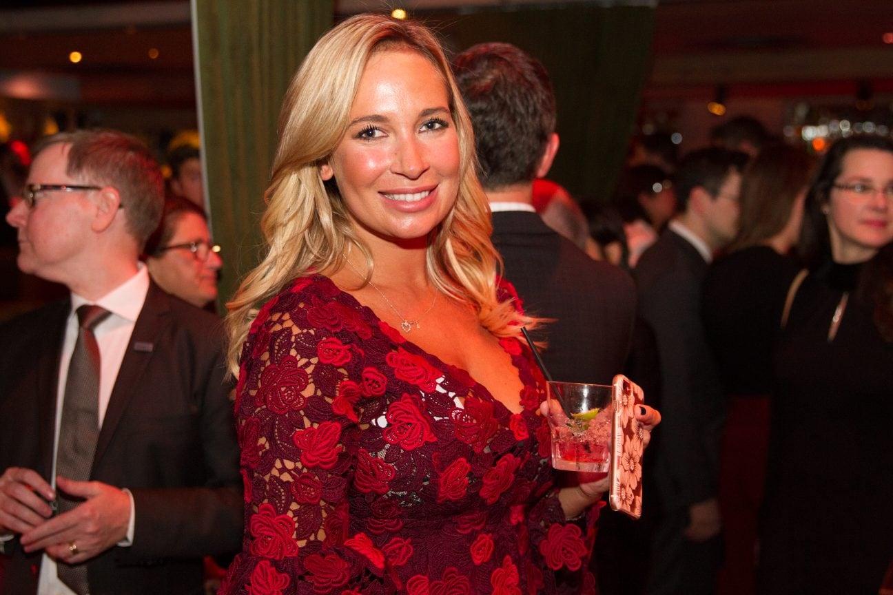 Me Marie-Laurence Côté-Robert, ambassadrice de l'événement